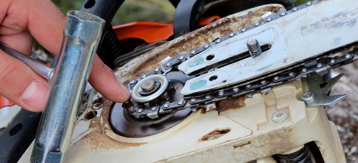 Kettensägen / Motorsägen Anleitungen, Wartung, Reparatur, Instandhaltung
