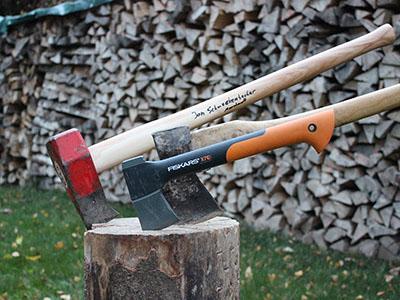 Werkzeuge 1 – Äxte und Beile